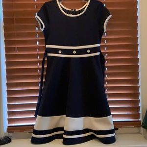 Bonnie Jean children's sailor dress